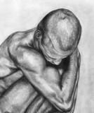 man drawing - 2221528