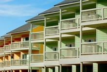 Colorful Resort Condominiums