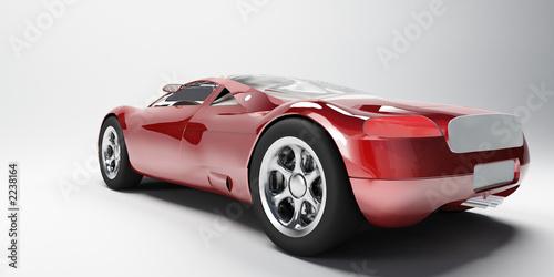 Fotografering  sports car 1