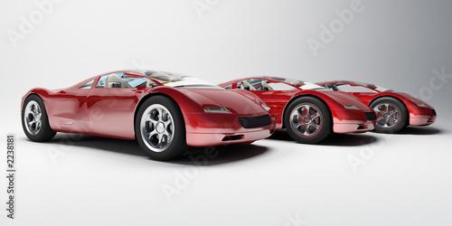 Fotografering  speedcar 3