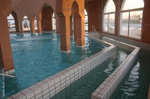 Vászonkép piscine de balnéothérapie