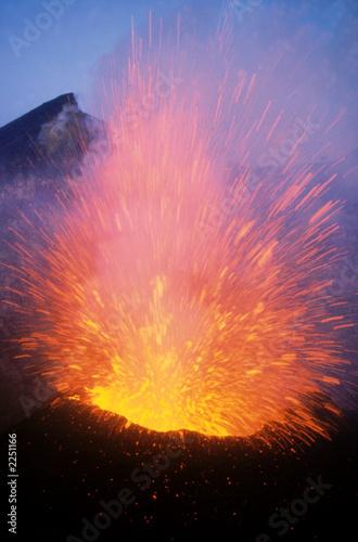 Staande foto Vulkaan etna 0274