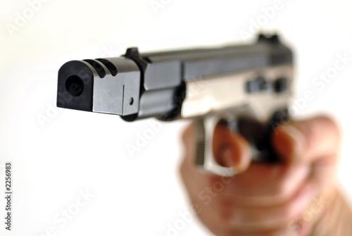 Photo  arme à feu