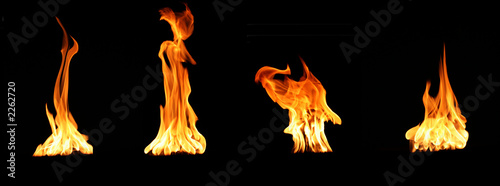 Canvas Prints Fire / Flame fire