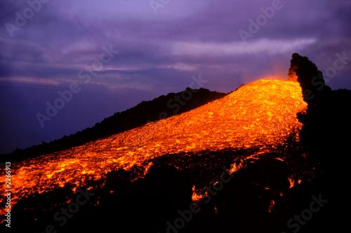 Staande foto Vulkaan etna 0306