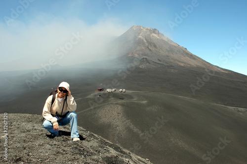 Poster Volcano etna 0481