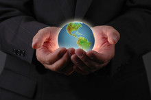 The Planet Earth Is In Our Hands_america