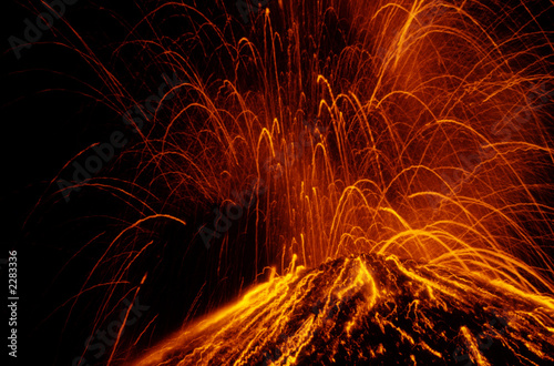 Staande foto Vulkaan arenal 0448