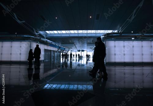 airport Billede på lærred