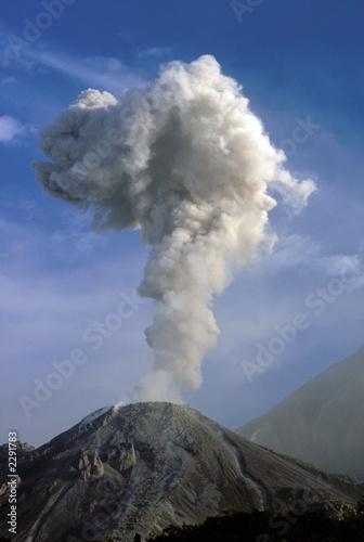Staande foto Vulkaan santiaguito 0115