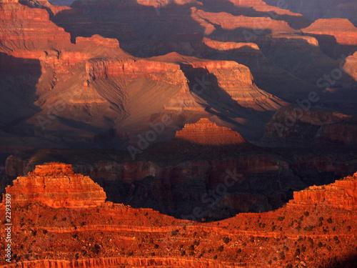 Valokuvatapetti grand canyon arizona at south rim