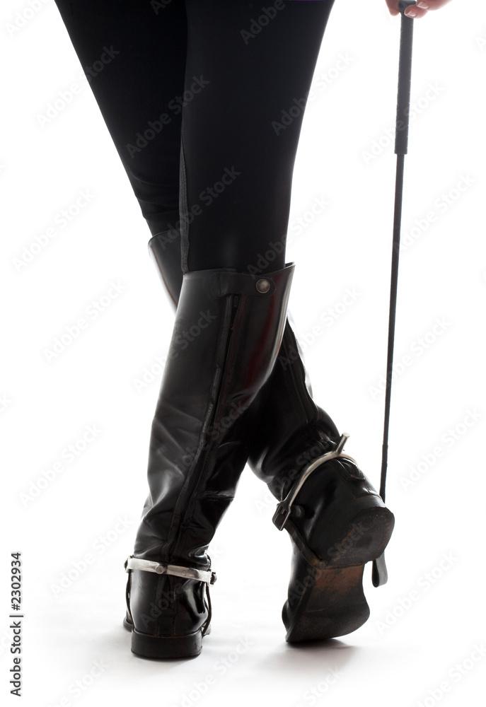 Beine, Stiefel