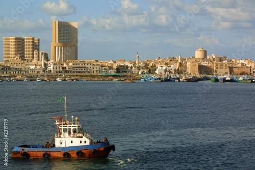 ville et port de tripoli