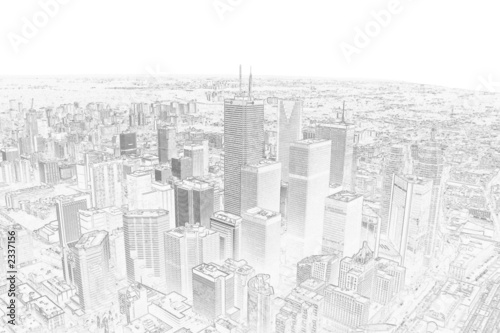 pencil drawing of a toronto city skyline buy this stock Toronto Tourist Attractions pencil drawing of a toronto city skyline