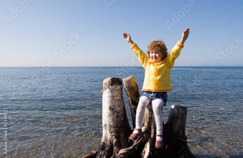 Fényképezés girl and sea