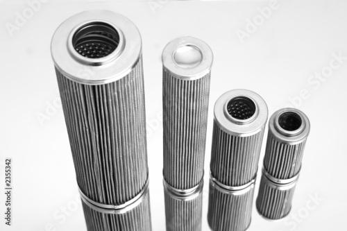 Fotografía  group of four filter