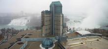 Niagara Falls - Big Tower In F...