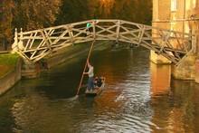 Mathematical Bridge - Cambridg...