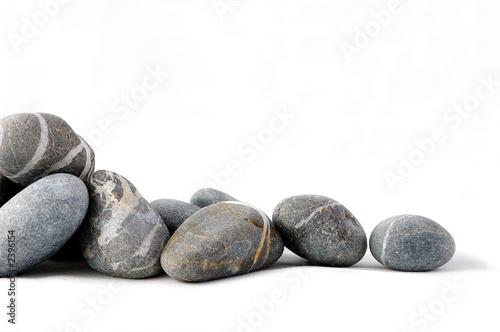 Fotografía  pierres zen