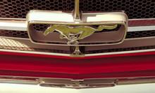 Classic Car Grille Ornament