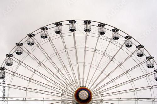 Foto op Canvas Texas ferris wheel