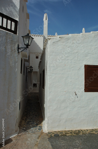 Fototapety, obrazy: pueblo costero