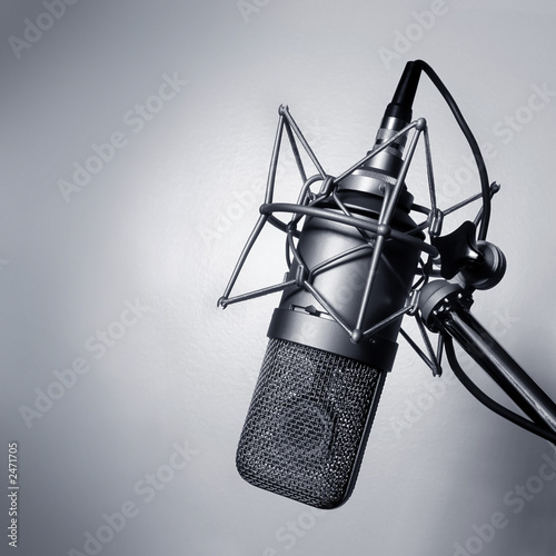 studio microphone #2471705