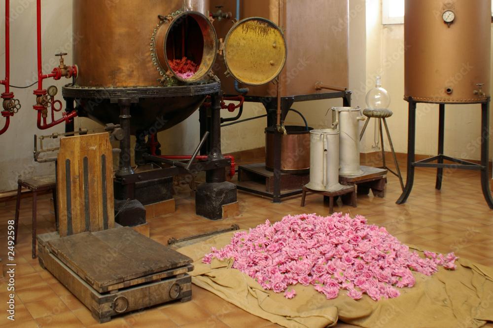 Fototapety, obrazy: parfümherstellung 2