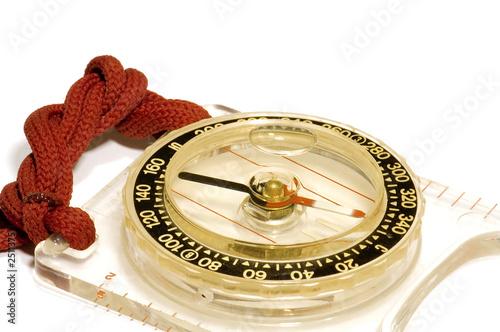 Photo compas close up