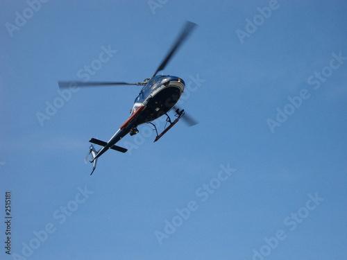 Türaufkleber Hubschrauber hélicoptère