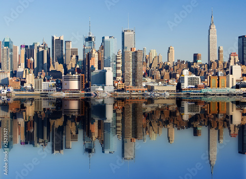 Foto-Kassettenrollo premium - new york city