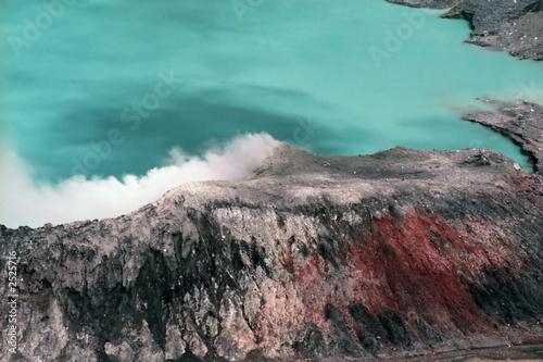 Staande foto Vulkaan volcan 1