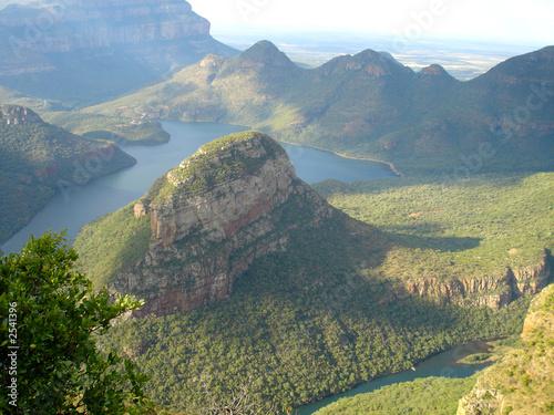 Poster Zuid Afrika kruger national park - south africa