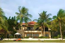 Small Hotel In Tropics
