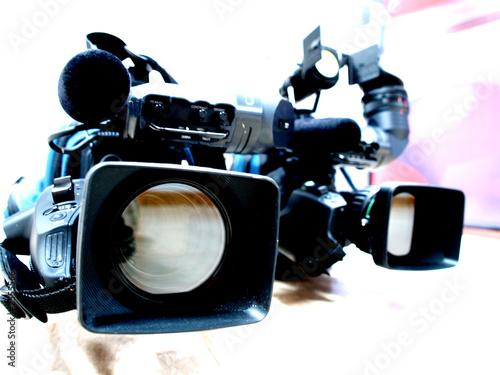 Fotografie, Obraz  television