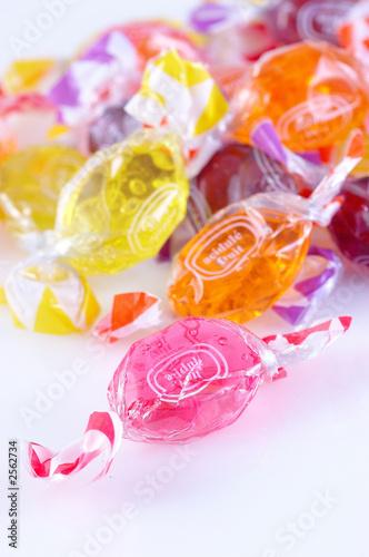 Fotobehang Snoepjes bonbons