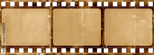 Obraz grunge film frame - fototapety do salonu
