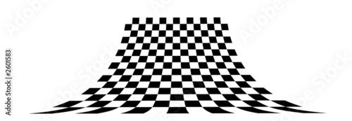 Fotografía perspective chessboard