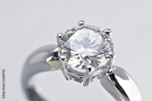 Fotografie, Obraz  diamond ring