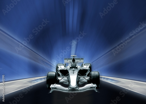 F1 formula one, speed concept