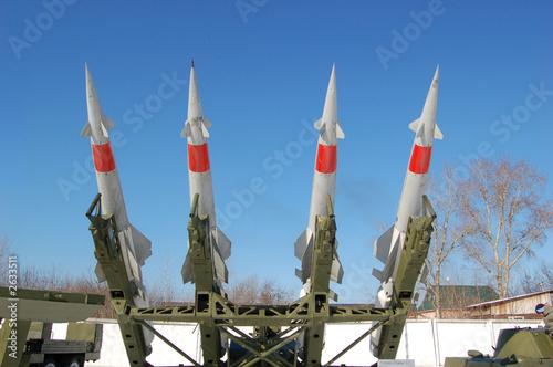 Aluminium Prints Nasa rocket