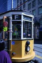 Street Car, San Francisco
