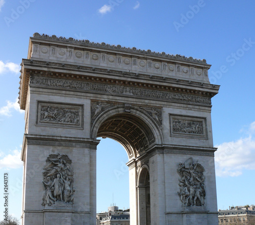 Photo sur Toile Paris paris