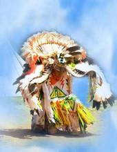 Ceremonial Eagle Dance