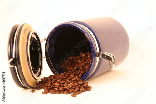 Photo  coffee beans