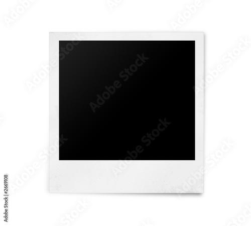 Obraz polaroid photo paper - fototapety do salonu