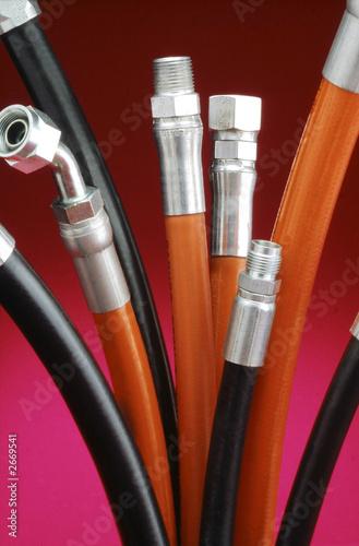 Valokuva  tuyaux hydrauliques