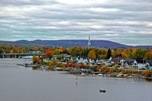 View Of Gatineau, Quebec