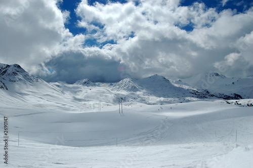 Foto op Plexiglas Landschappen french alps