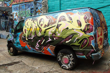 Graffiti - Camion